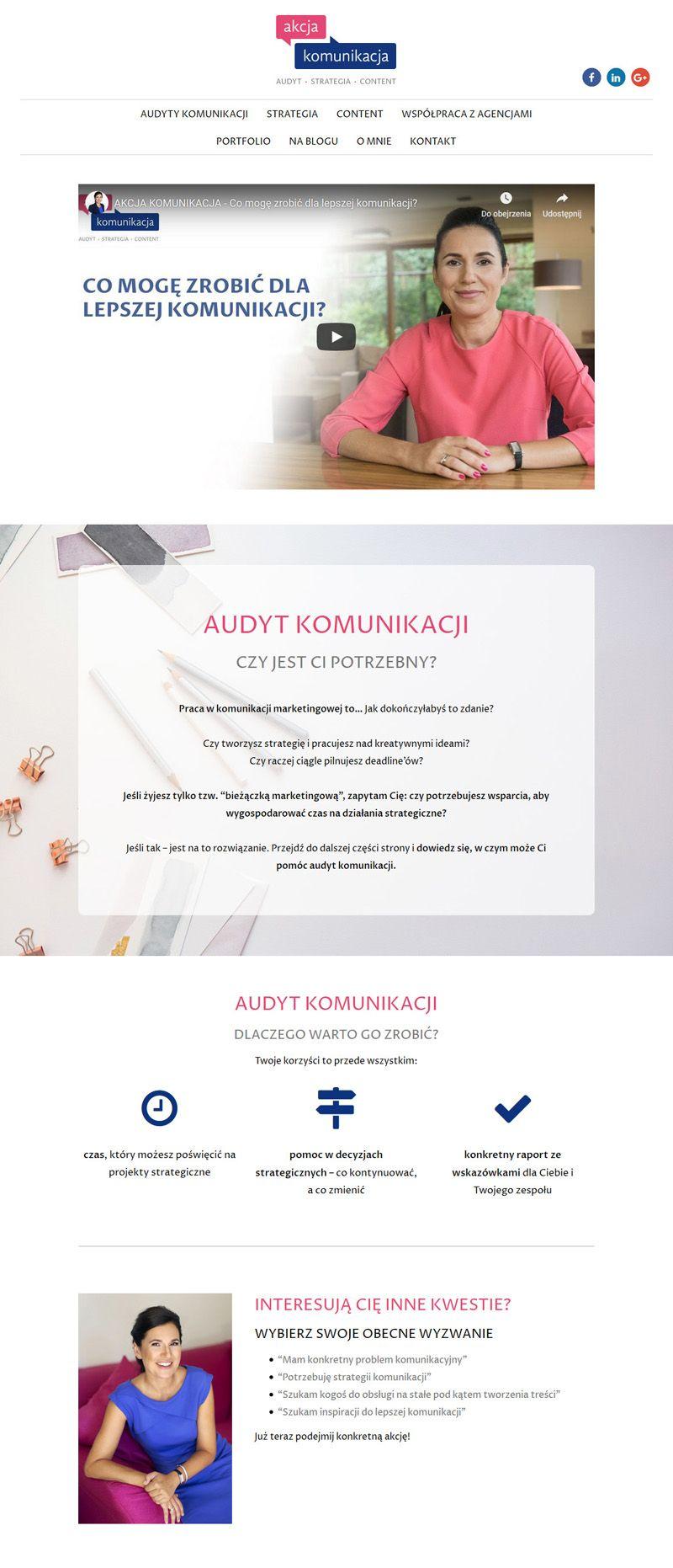 Strona www firmy