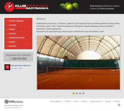 www.sadybianka.pl