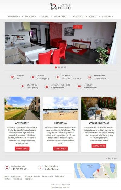 Strona internetowa firmy